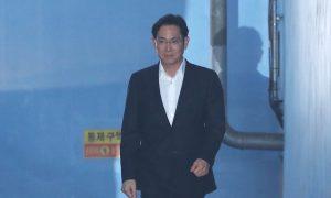 Samsung Scion Lee Walks Free After Jail Term Suspended, Faces Leadership Challenges