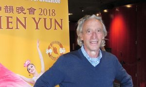 Filmmaker Impressed With Shen Yun's Technology and Timing