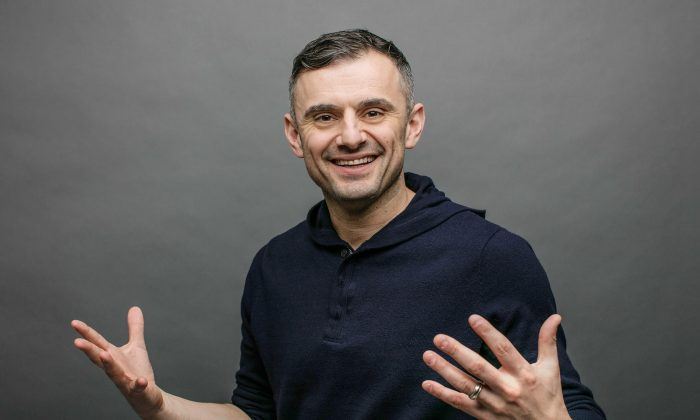 "Gary Vaynerchuk, chairman of VaynerX, CEO and co-founder of VaynerMedia, and author of ""Crushing It!"" (Gary Vaynerchuk)"