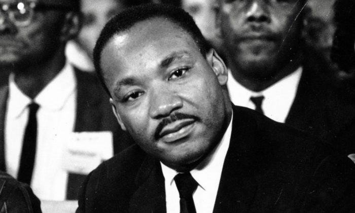 American clergyman and civil rights campaigner Martin Luther King (1929–1968) in September 1964. (Keystone/Getty Images)