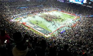 Government Plan for Response to Biological Attack at Super Bowl Left on Plane