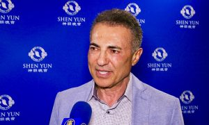 Corporation President: Shen Yun 'Amazing, Very Spiritual'