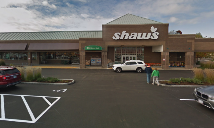 Shaw's supermarket. (Screenshot Via Google Maps)