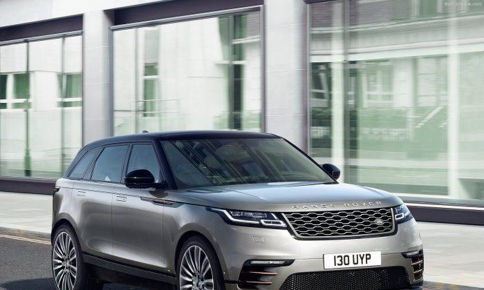 2018 Land Rover Range Rover Velar. (Courtesy of netcarshow.com)