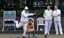 KCC Leads Triples League into Final Two Rounds