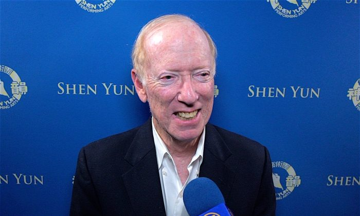 Shen Yun is a 'Multisensory Adventure,' Says Musician