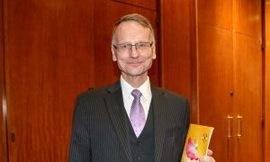 Swedish Colonel Enjoys the Spirituality at Shen Yun