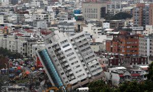 Earthquake-Hit Taiwan City Still on Edge as Rescuers Hunt Survivors