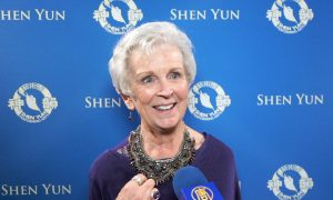 Retired Business Owner Says Shen Yun Is Breathtaking