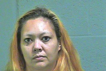 Summer Thyme Creel.  (Oklahoma County Jail)