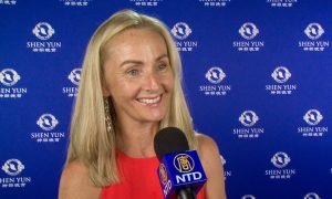 Shen Yun an Uplifting Experience for News Corp Sales Manager