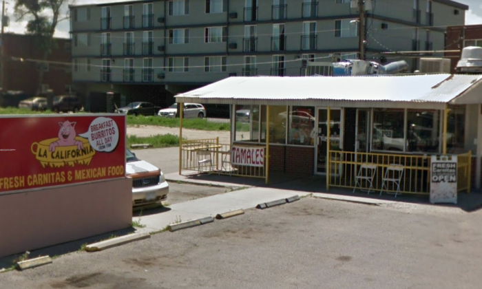 Restaurant La California. (Screenshot Via Google Maps)