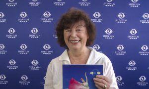 Novelist Says Shen Yun, 'An amazing performance from every point of view'