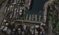 Fire Breaks Out at Sydney Construction Site in Circular Quay