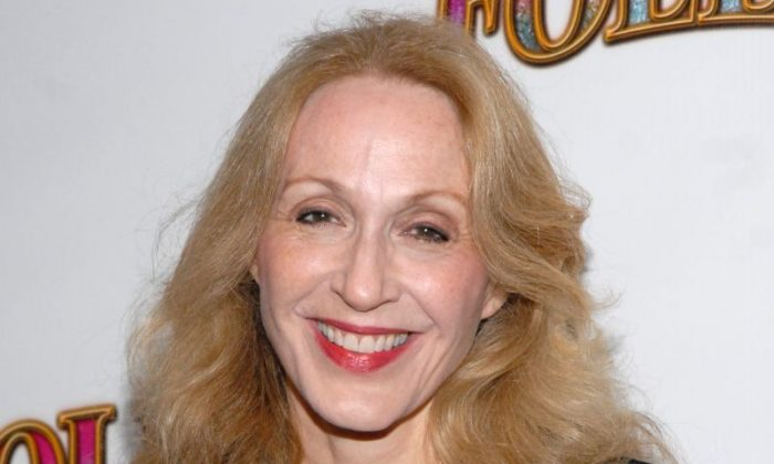"Jan Maxwell attends the ""Follies"" Broadway opening night at the Marquis Theatre in New York City on Sept. 12, 2011. (Photo by Michael N. Todaro/Getty Images)"