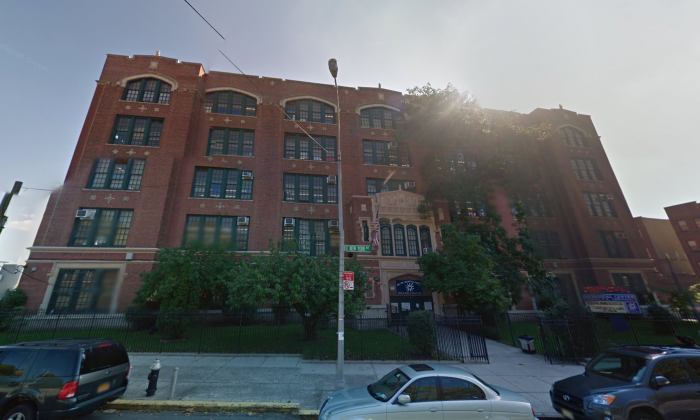 PS 189 Bilingual Center in Brooklyn, N.Y. (Screenshot via Google Street View)