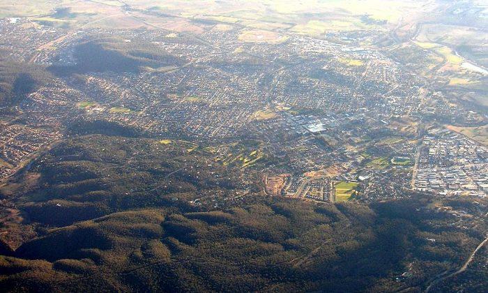 Queanbeyan, Australia. (Graeme Bartlett/CC-BY-SA-3.0)