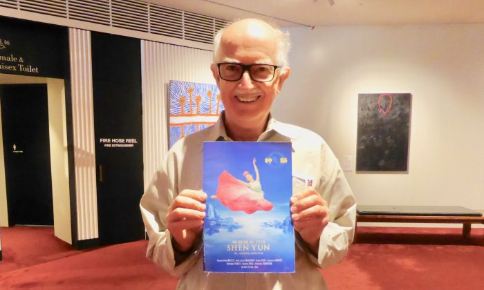 Shen Yun Fan: 'I love listening to the live orchestra'