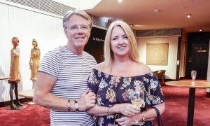 British Tourists Appreciate Opportunity to See Shen Yun in Adelaide