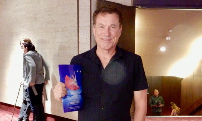 Company Owner Impressed by Shen Yun's 'Very Rich Pageantry'