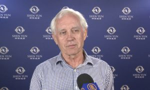Retired Physician Says Shen Yun Is Magnificent