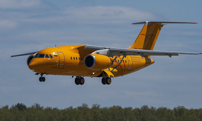 Saratov Airlines Flight 703, serial number RA-61704, crashed 50 miles south of Moscow on Feb. 11, 2018, killing all 71 aboard. (es.wikipedia.org)