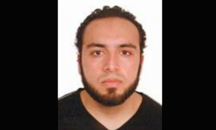 Ahmad Khan Rahami (FBI)