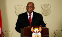 Former South African Leader Zuma Sentenced to 15 Months in Jail