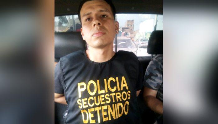 Alexander Herrera Delgado. (Peruvian Interior Ministry)