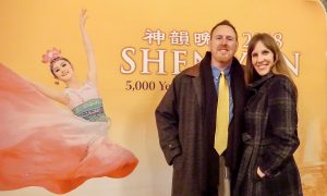 Everything About Shen Yun Is Fantastic