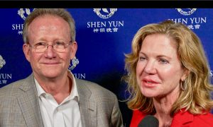 Senior VP: Shen Yun, 'A Window That Broadens My Horizon About Chinese Culture'