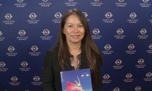Councillor Says Shen Yun Is Fantastic