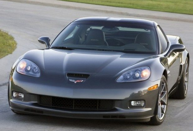 "A 2009 Chevrolet Corvette Z06 (not the one pictured) is up for auction on eBay. (""2009 Chevrolet Corvette Z06"" by 