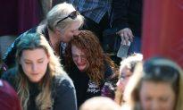 Chaos at Florida School Shooting