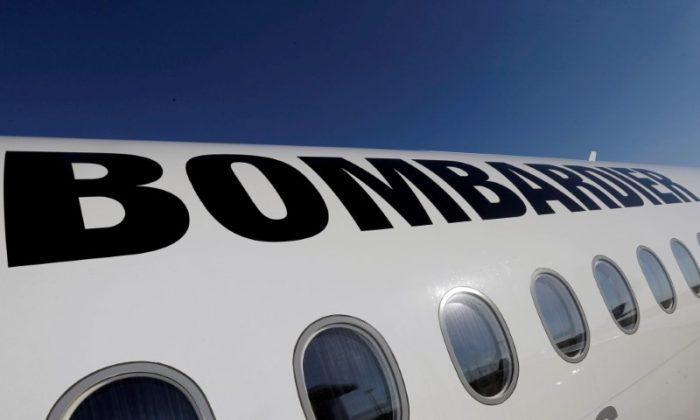 ABombardierCSeries aircraft. (Reuters/Regis Duvignau)