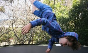 Trampoline Centers and Child Injury–Researchers are Concerned