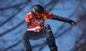 Austrian Snowboarder Breaks Neck in Crash at 2018 Olympics