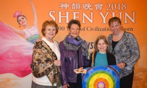 'We Were Totally Blown Away' by Shen Yun