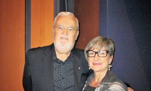I Felt I Was With the Performers, Retired Executive Says