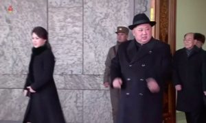 North Korea Willing to Discuss Surrender of Nuclear Weapons, Promises to Not Attack South