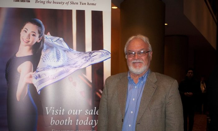 Author and Composer Says Shen Yun Is Overwhelmingly Wonderful