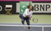 Serena Williams Reveals Pregnancy Health Scare