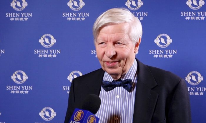 Shen Yun Captures the 'Spirit of Looking for Inner Perfection and Wisdom,' Says Author