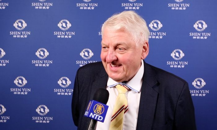 Shen Yun Is Inspiring and Energetic, Property Developer Says