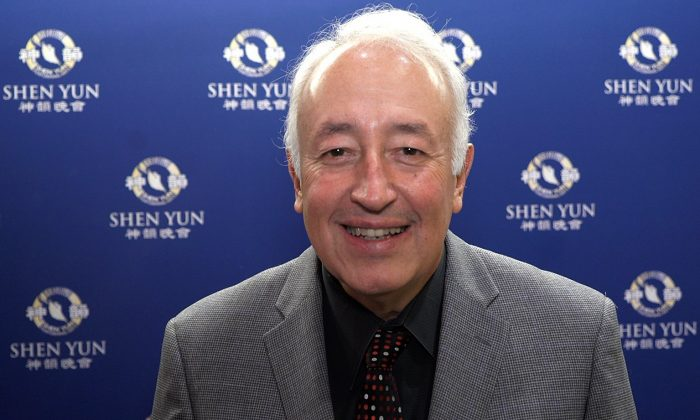 Financial Advisor Enjoys Tradition and Culture Come to Life at Shen Yun