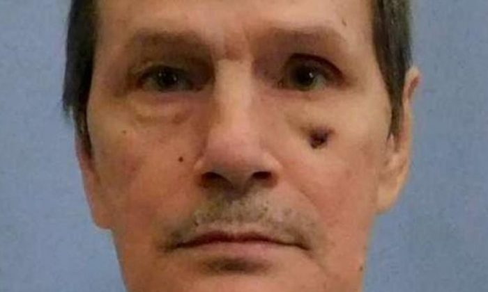 Death row inmate Doyle Hamm appears in a booking photo provided by the Alabama Department of Corrections, February 23, 2018. Alabama Department of Corrections/Handout via REUTERS