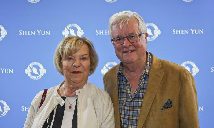 'Nothing is as spectacular as Shen Yun,' Former Mayor Says