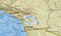 3.7-Magnitude Earthquake Hits Near Anza, California