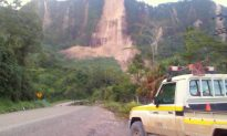 At Least 14 Dead in Papua New Guinea Quake, Dozens of Powerful Aftershocks