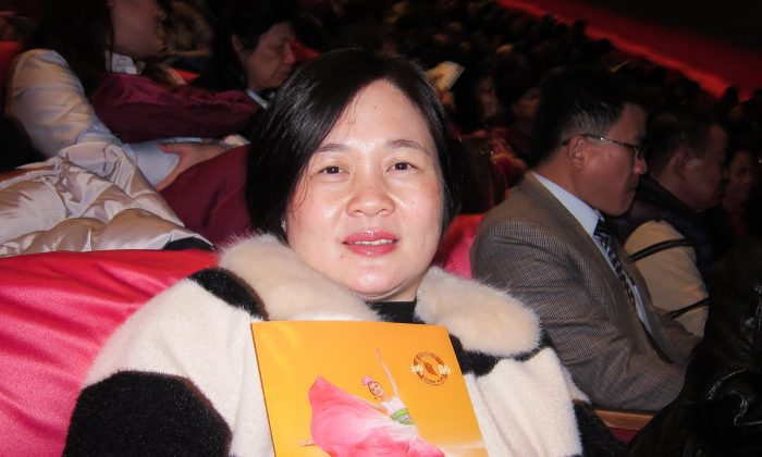 City Councilor Returns for the Sixth Time to See Shen Yun